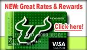 USF Bulls Card