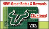 USF FCU credit card