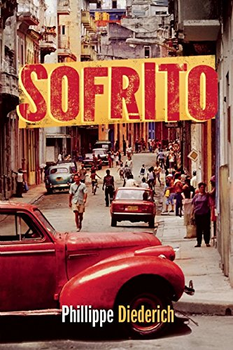 Cover of new novel, Sofrito