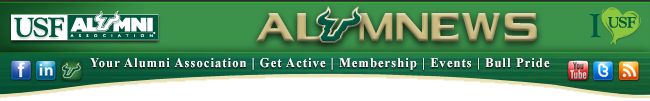 USF Alumni e Newsletter AlumNews